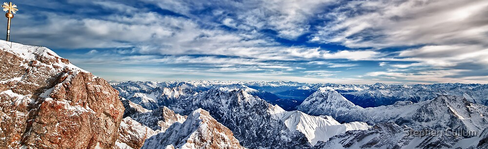 On Top of the World by Stephen Cullum
