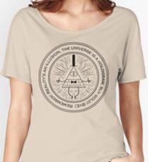 Gravity Falls Wheel Women's Relaxed Fit T-Shirt
