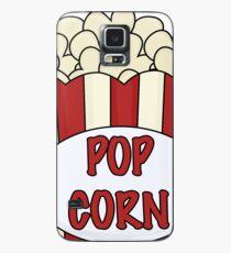 Pop Corn  Case/Skin for Samsung Galaxy