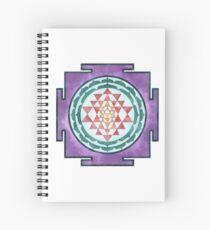 Sri Yantra 08 Spiral Notebook