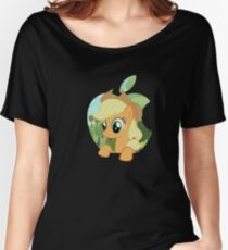 Applejack apple Women's Relaxed Fit T-Shirt