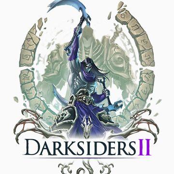 Darksiders 2 - Skyward Sword Tribute by Oss182