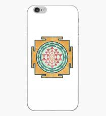 Sri Yantra 07 iPhone Case