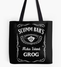 Scumm Bar's GROG Tote Bag