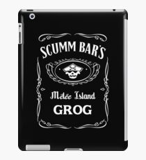 Scumm Bar's GROG iPad Case/Skin