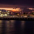 Princes Pier Gatehouse by Shari Mattox-Sherriff