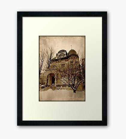 Nostalgic © Framed Print