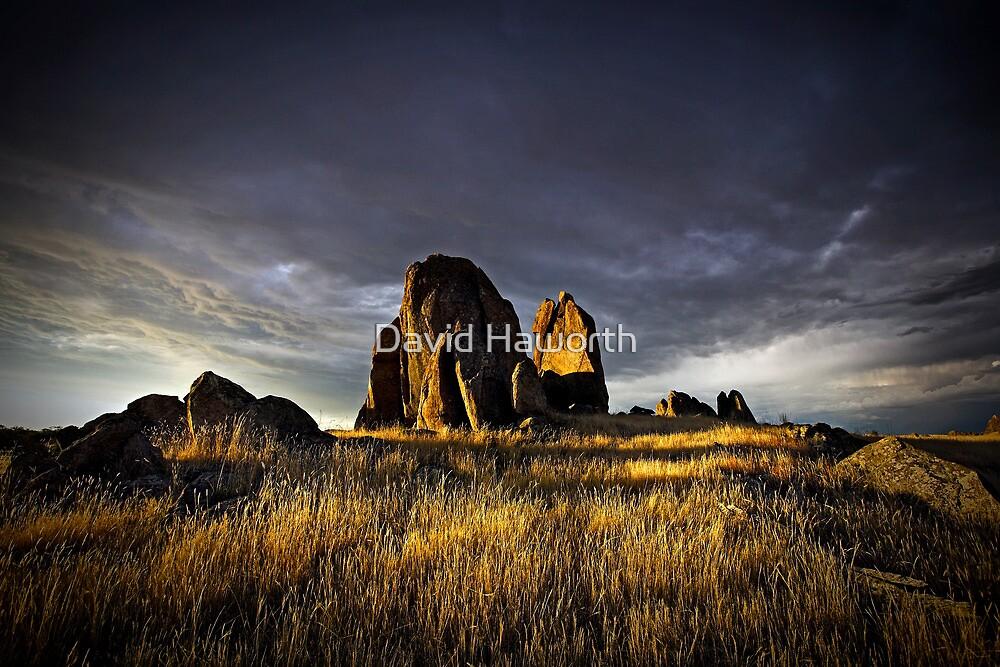 Twilight Hill by David Haworth