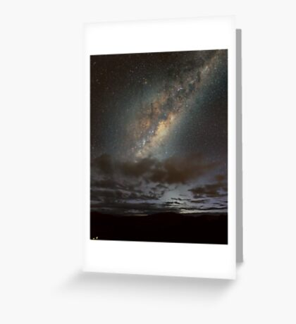 Beauty and the Way Greeting Card