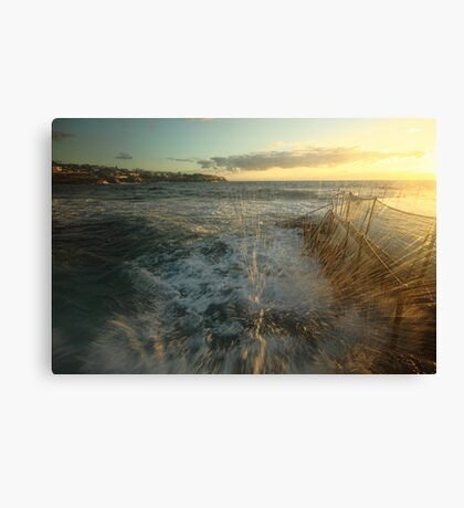 Sunrise Splash Canvas Print