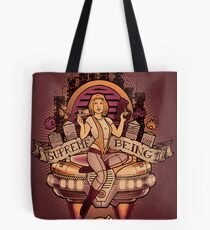 Supreme Being Tote Bag