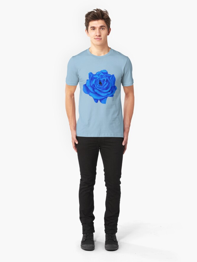 Alternate view of Rose Slim Fit T-Shirt