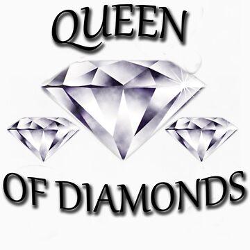 Queen Of Diamonds by blontz15