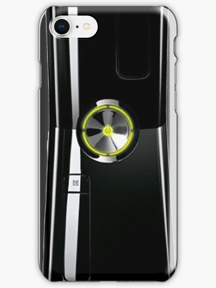 Xbox (Iphone case) by blontz15