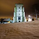 St Marys Church, Eastbourne, Old Town by willgudgeon