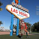 Court Jester in Las Vegas by jollykangaroo