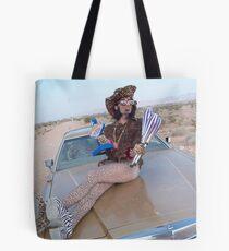 Leopard Juggler Tote Bag