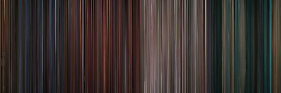 Moviebarcode: The Complete Die Hard Quadrilogy (1988-2007) by moviebarcode