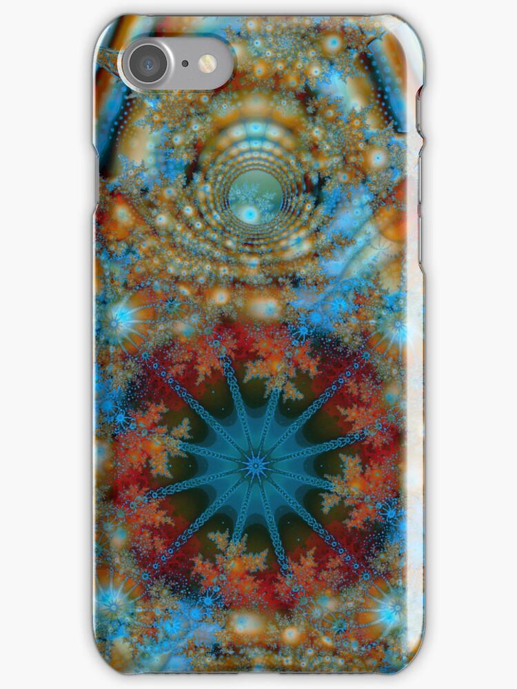 Blue Kaleidescope by SusanAdey