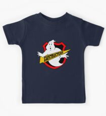 Ghost Busters Redux Kids Tee