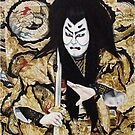 Kabuki Fire Dragon by ZiyaEris