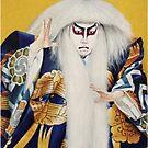 Kabuki Simba White Lion by ZiyaEris