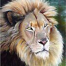 Lion by ZiyaEris