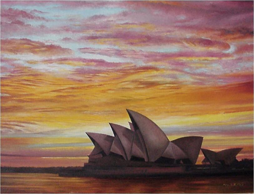 Opera House by ZiyaEris