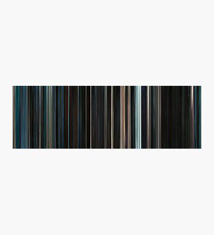 Moviebarcode: Serenity (2005) Photographic Print