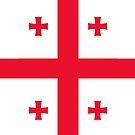 Georgia Flag by pjwuebker