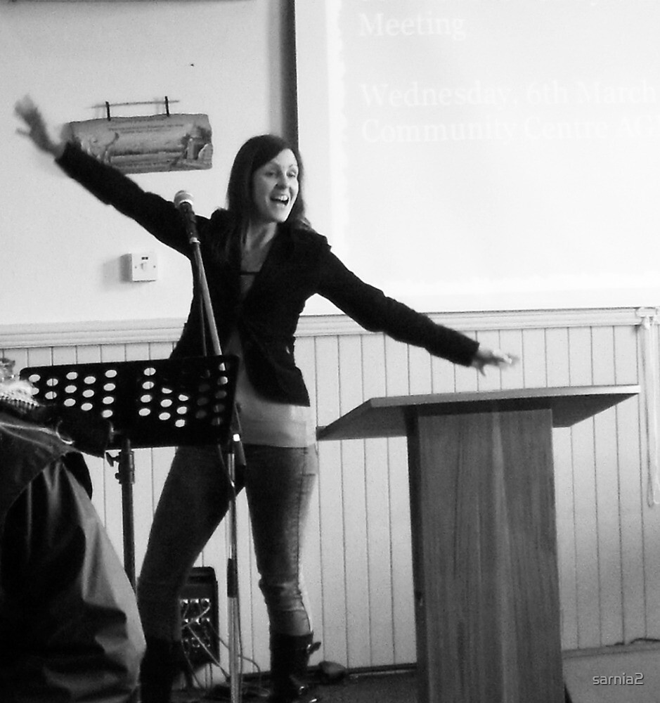 Church is Fun! by sarnia2
