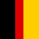 Germany Flag by pjwuebker
