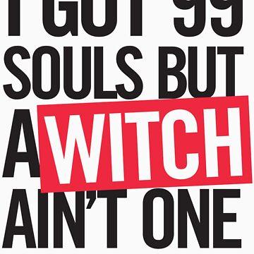 99 Souls tee by superorange