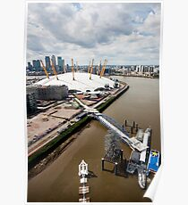 The O2 Greenwich Poster