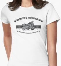 Kaylee's Workshop Women's Fitted T-Shirt
