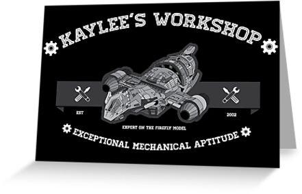 Kaylee's Workshop v2 by tombst0ne