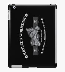 Kaylee's Workshop v2 iPad Case/Skin