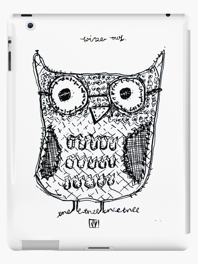 Wise Owl by Joseph Venning