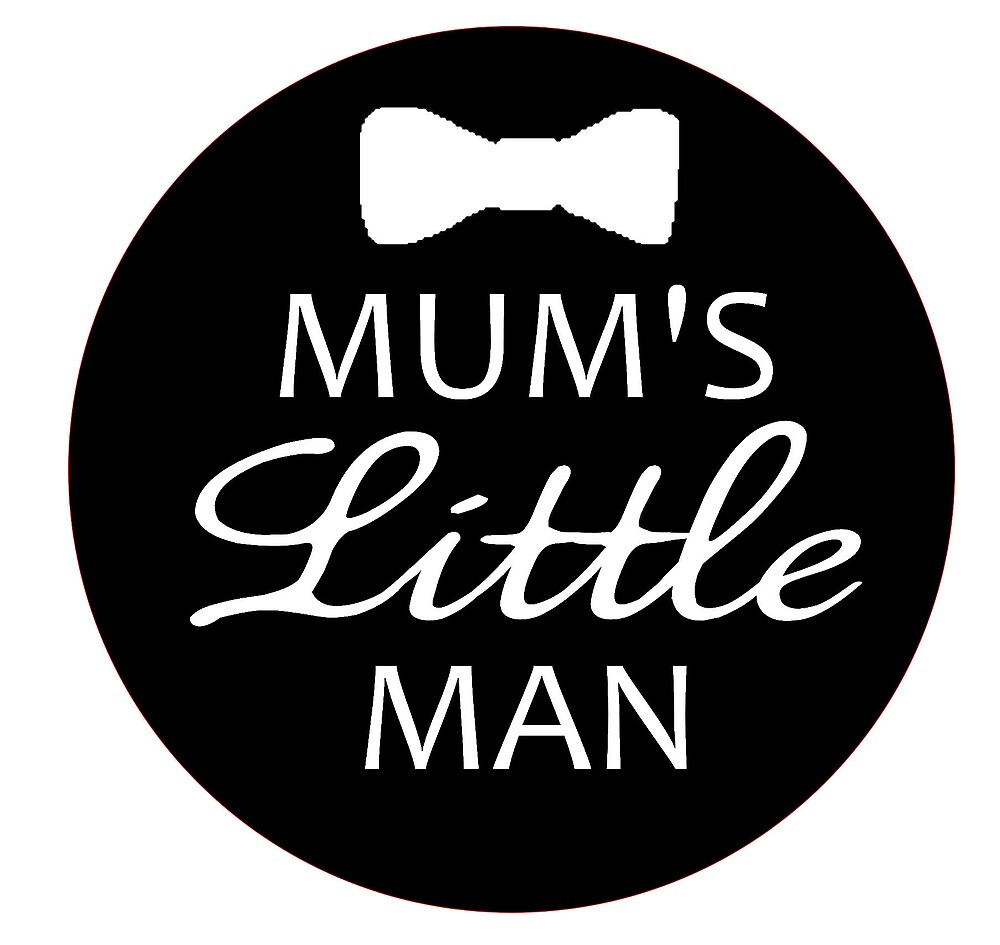 Mum's Little Man by Michele Glascott