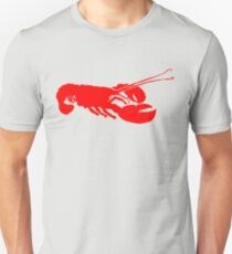 Lobster Outline T-Shirt