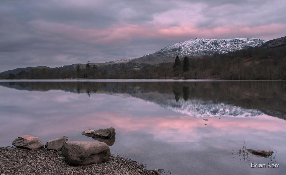 Coniston Sunrise by Brian Kerr