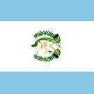 Guatemala Flag by pjwuebker
