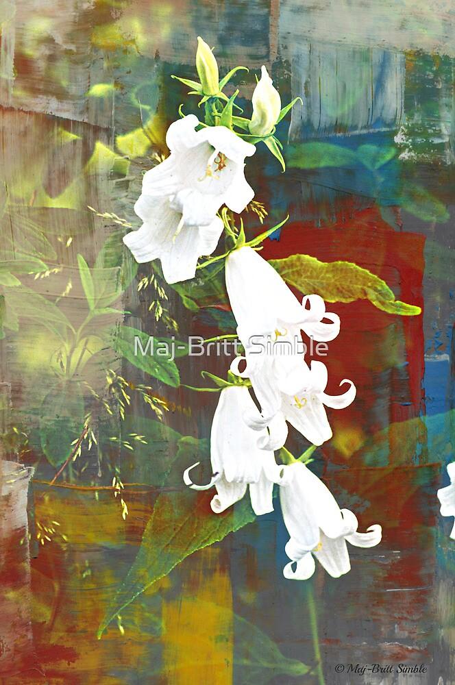 White Bells by Maj-Britt Simble