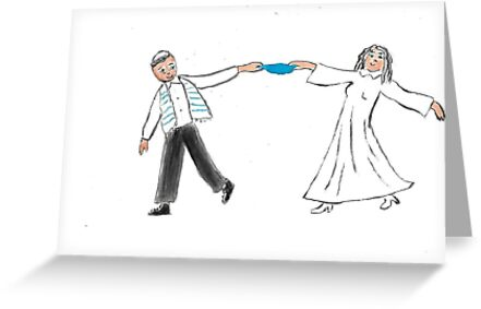 Wedding. Bride and Groom by OraMorrison