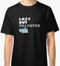 Lazy But Talented - Rainbow Dash VIP Classic T-Shirt