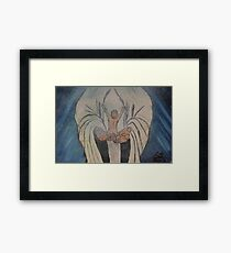 """""""A Life Recieved""""  by Carter L. Shepard Framed Print"""