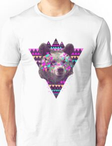 Bear Triangle Unisex T-Shirt