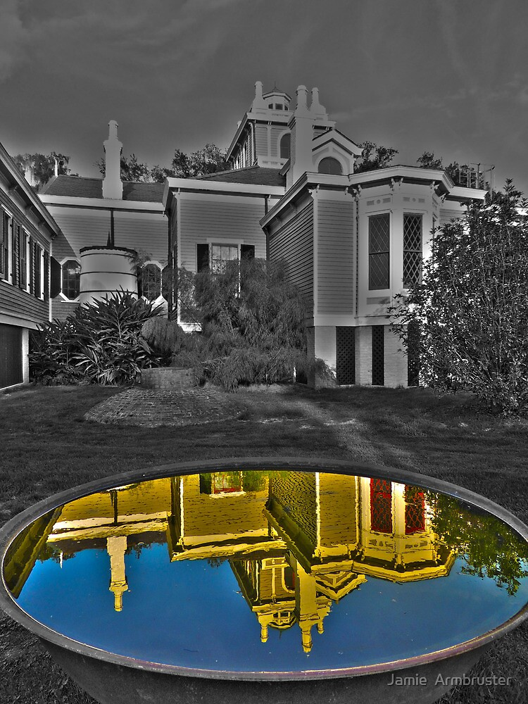 Kettle Reflections by Jamie  Armbruster