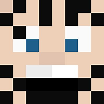 djh3max Minecraft skin - HatFilms Ross face by youtubedesign