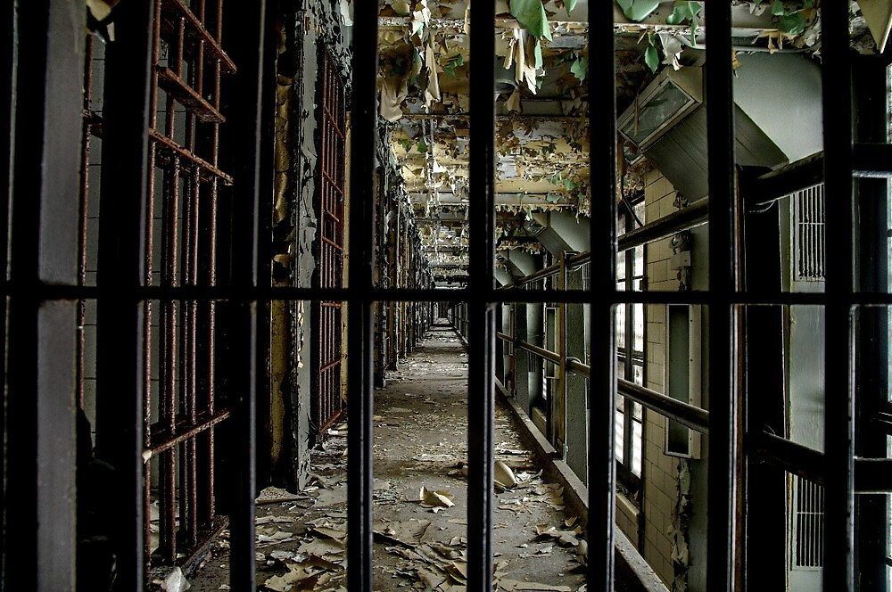 Cell block closed by Michael Gatch